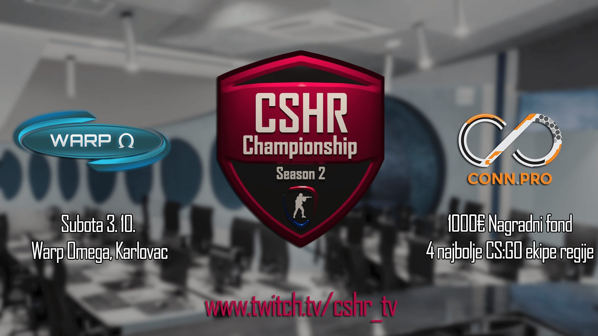 CSHR Championship 2 LAN karlovac