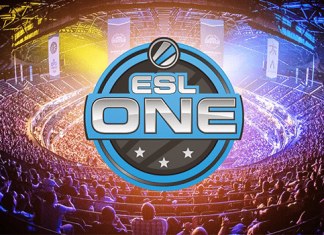 ESL One Cover