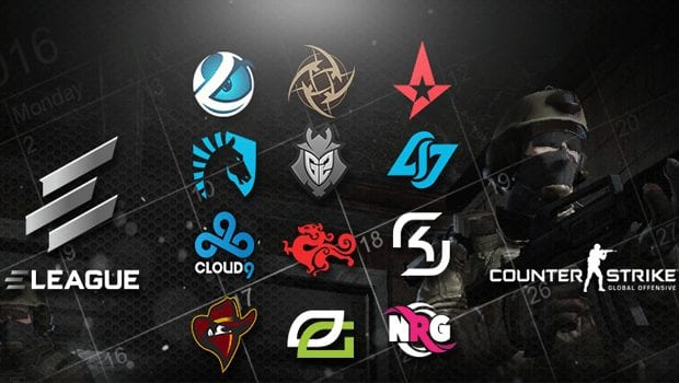 ELEAGUE CSGO major