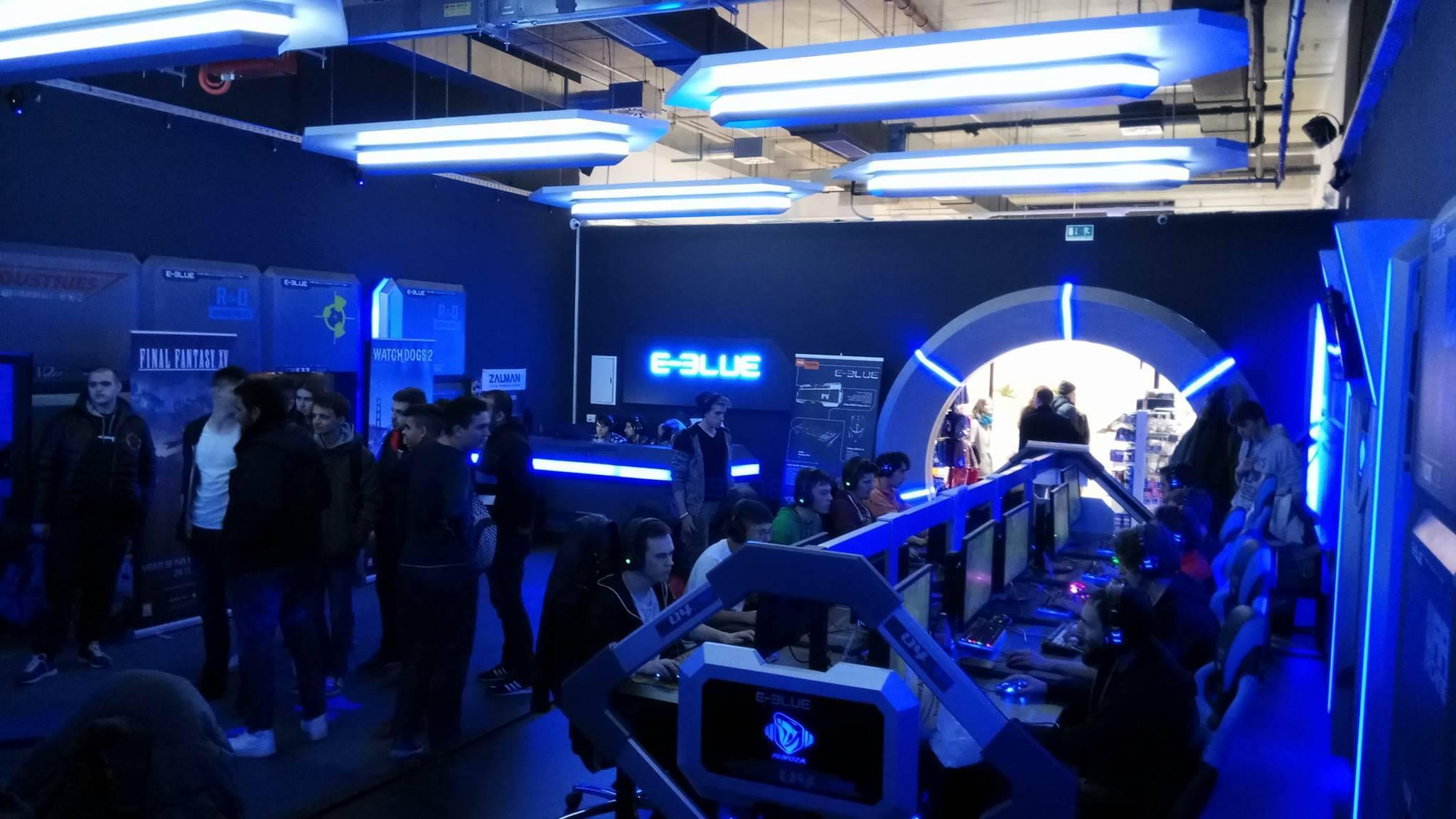 h18 gaming arena csgo LAN