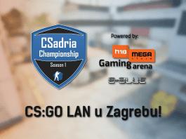 CSadria Championship hangar18 liga lan
