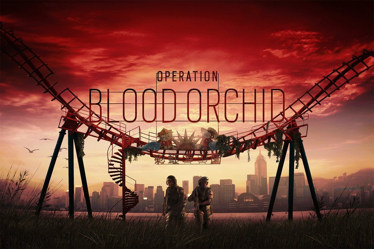 Operation: Blood Orchid