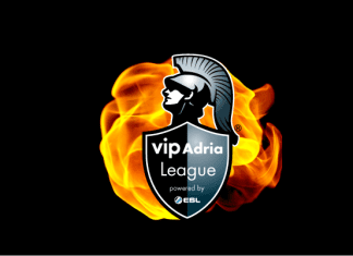 Vip Adria League official Logo