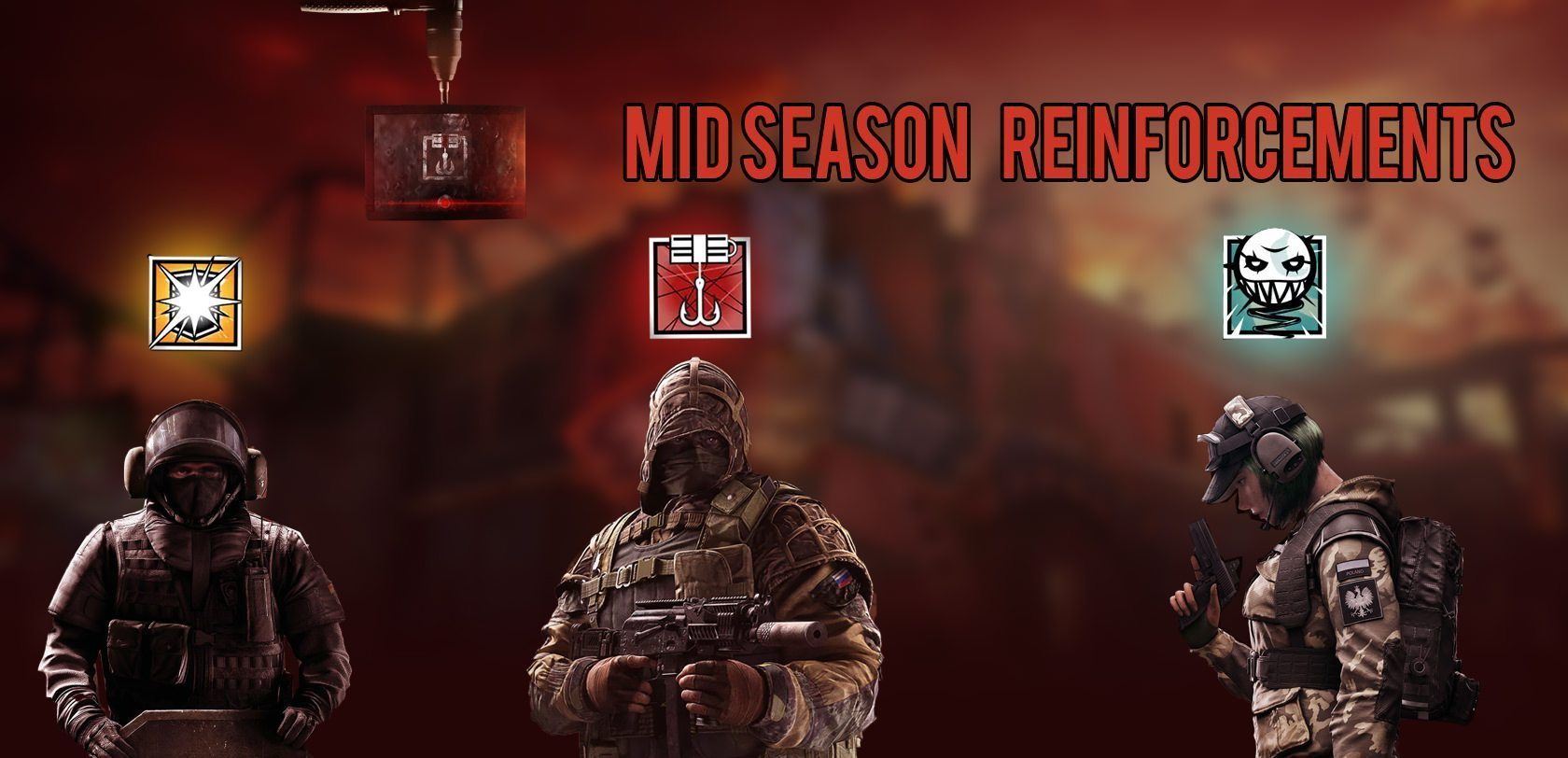 Blood Orchid – mid-season reinforcements are here!
