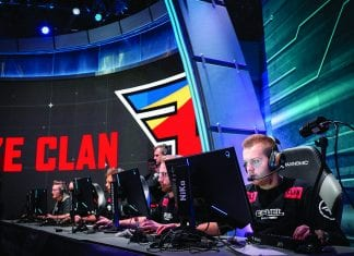 ELEAGUE Major FaZe