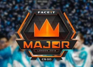 Faceit CSGO major
