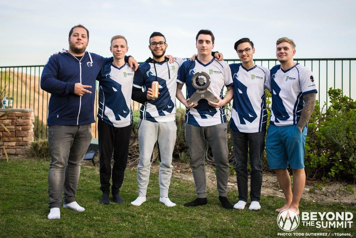 Team Liquid cs_summit 2