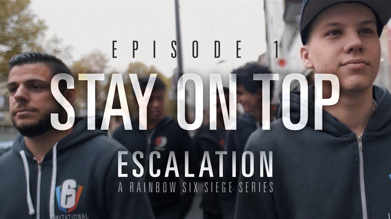 Escalation serijal