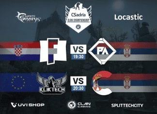 CSadria Clan Championship KlikTech Fortnite