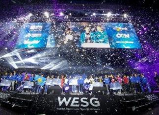 WESG 2017 Inc