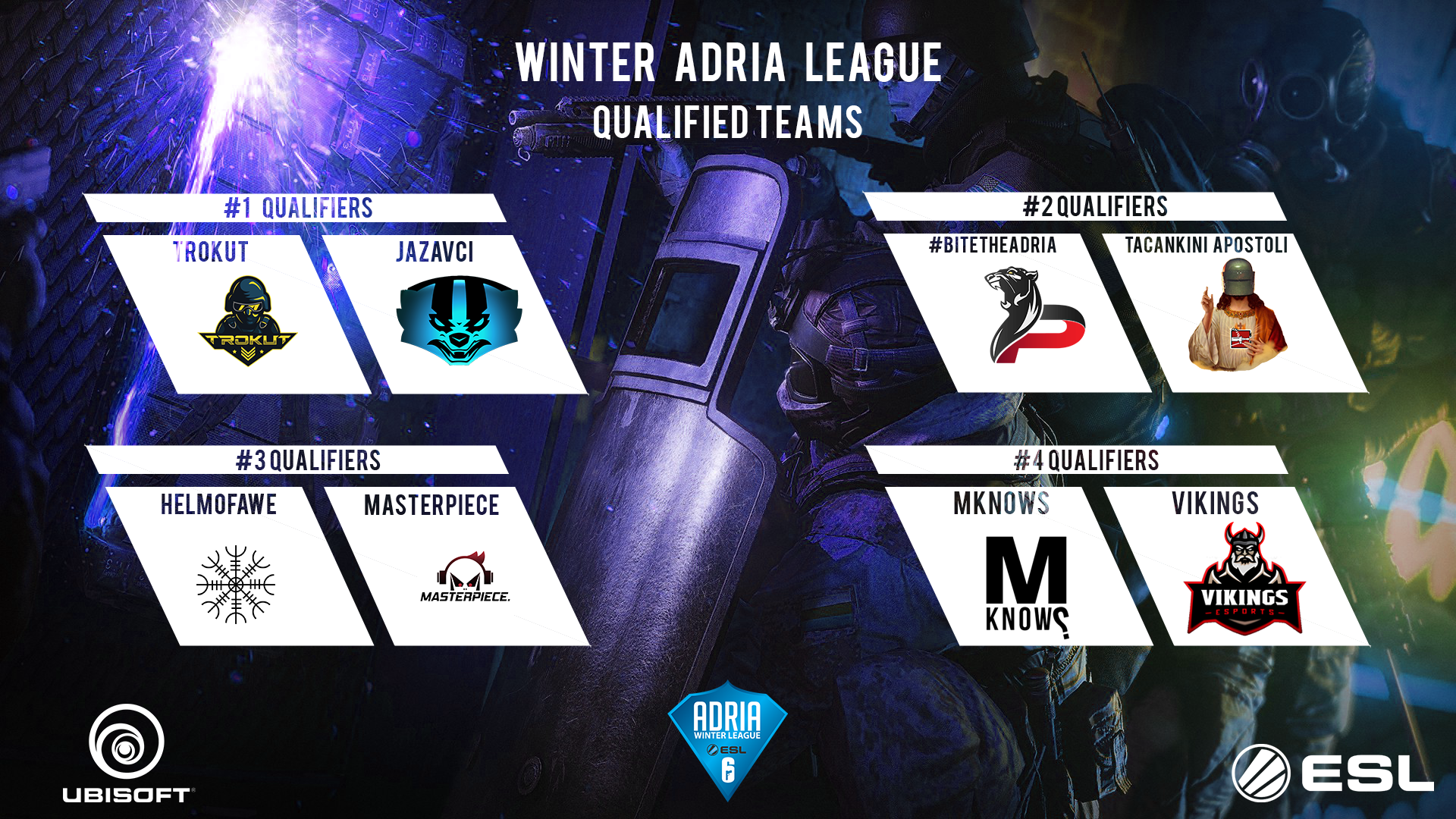 NAJAVA: Adria Winter League