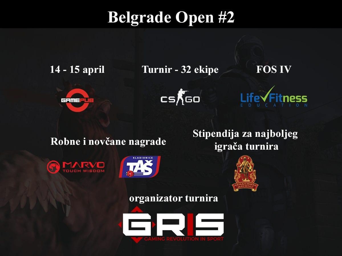 Belgrade Open #2