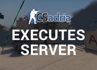 CSadria Executes server csgo servers
