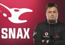 Snax mousesports