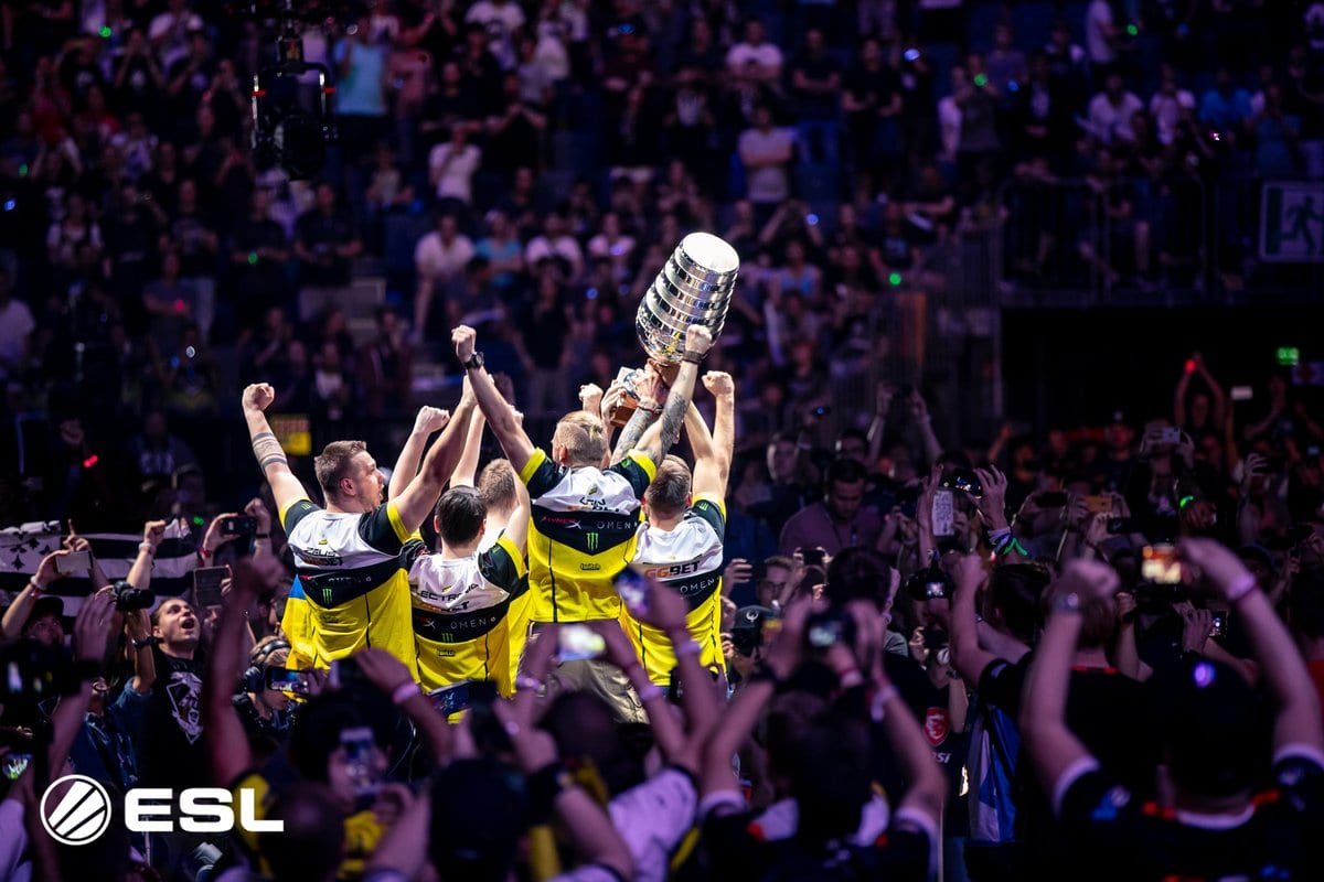 Na'Vi ESL One Cologne