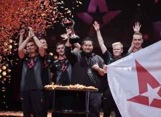 Astralis FACIT Major