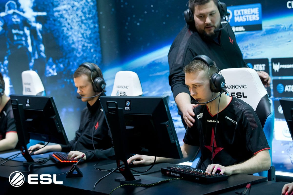Astralis IEM Chicago