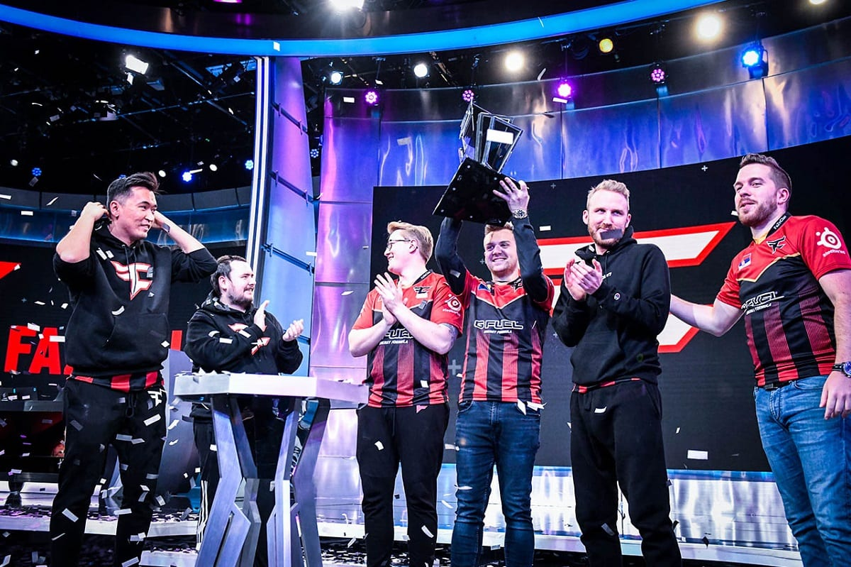 FaZe Clan ELEAGUE