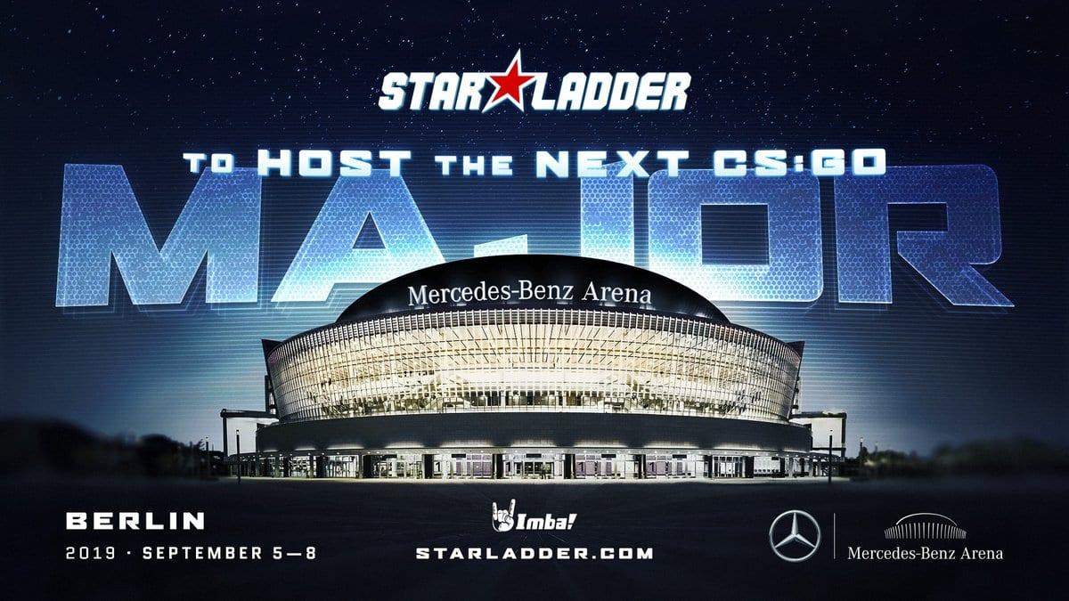 Starladder CS:GO Major