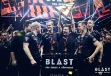 Astralis Blast Pro series