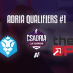 CSadria Clan Championship Qaual