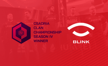 CSadria Clan Championship S4 Winner - Blink