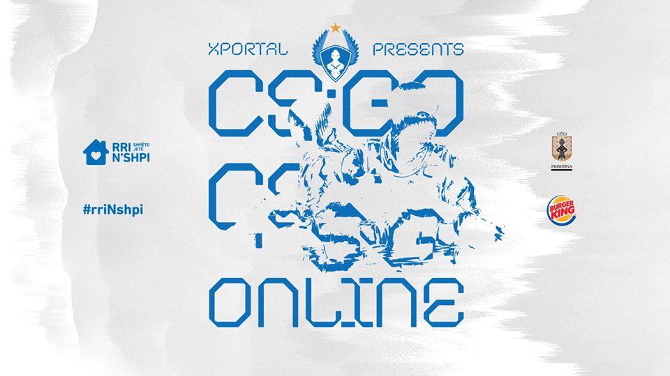 XPortal Esports CS:GO Online Tournament