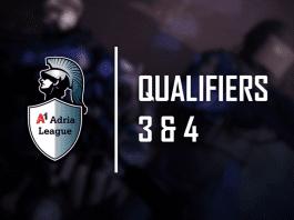 A1 Adria League S5 - Qualifiers 3 & 4