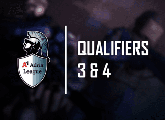 A1 Adria League S5 - Qualifiers 3 & 4
