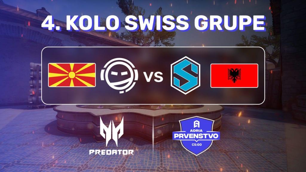 Good Game vs SKUAK - CS:GO Adria Prvenstvo