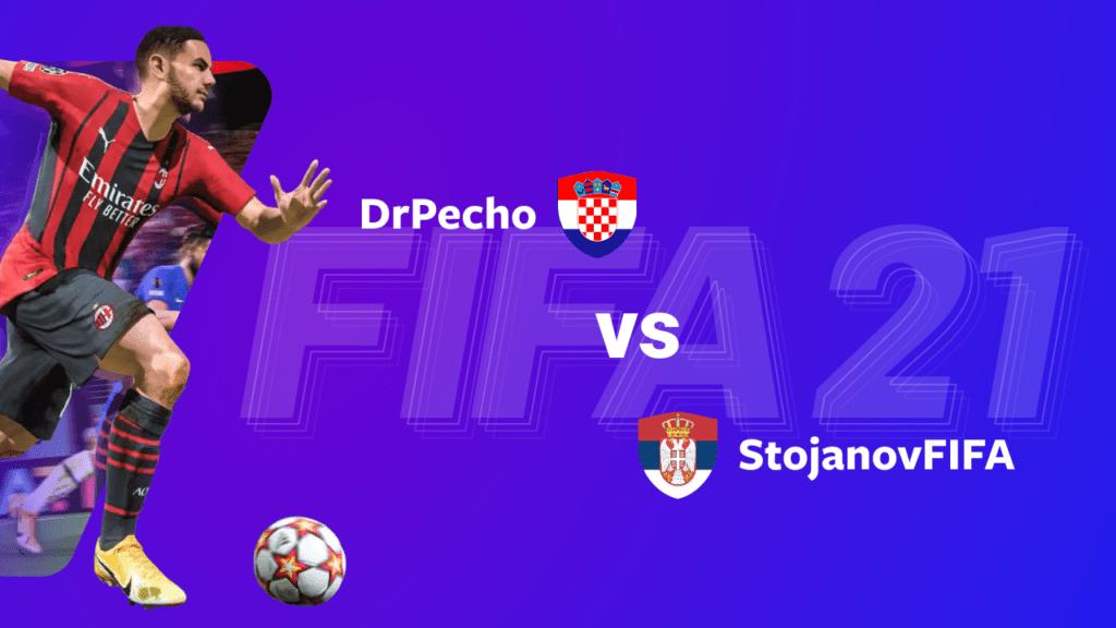 DrPecho - StojanovFIFA